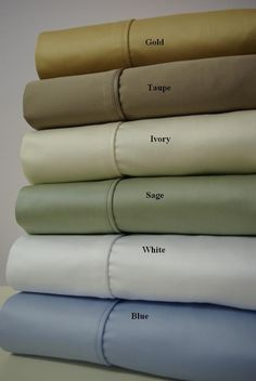 Queen Solid 1000 Thread count 100% Egyptian cotton Sheet sets $119.99 www.scotts-sales.com