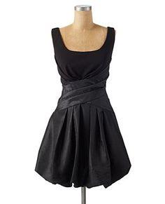 BUBBLE HEM DRESS - Short Dresses - DRESSES - Jessica Simpson Collection