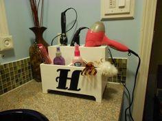 PB Teen Inspired Hair Accessories Storage