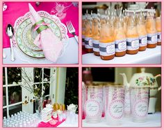 Girls 5th Birthday Princess Tea Party - Kara's Party Ideas - The Place for All Things Party