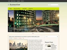 Business free WordPress theme from SMThemes.com is what you need to start from. You may download it and install to your website for free without registration or signing up. We save your time to start your business online already today with the BusinessGear theme. Social Bar, Website Structure, Seo Optimization, Themes Free, Responsive Web Design, Premium Wordpress Themes, Online Business