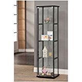#ad  #2: Coaster Home Furnishings 950171 Curio Cabinet, Black  Coaster Home Furnishings 950171 Curio Cabinet, Black     by Coaster Home Furnishings     (86)   Buy new:    $164.00     $145.73     10 used & new  from  $91.91   (Visit the  Best Sellers in Display & Curio Cabinets  list for authoritative information on this product's current rank.)  https://www.amazon.com/Coaster-Home-Furnishings-950171-Cabinet/dp/B00FPGP5C2/ref=pd_zg_rss_ts_hg_3734251_2?ie=UTF8&tag=a-zhome-20