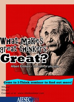 Made by me for AIESEC's I-think seminar