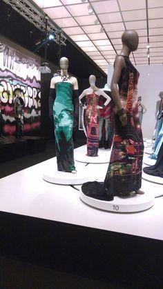 Gaultier exhibit- nyc
