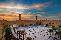 Image result for Imam Turki bin Abdullah Mosque. Riyadh Saudi Arabia