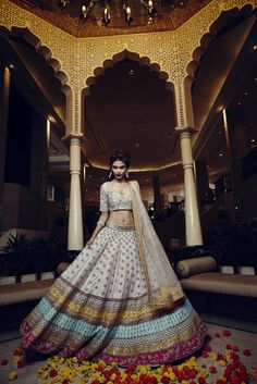 Avant Garde Bridal Collection - 'Sitara' - Payal Singhal