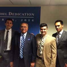 "jw_witnesses's photo on Instagram | ""Some of our brothers at the Israel Bethel branch dedication yesterday"" October 2014"