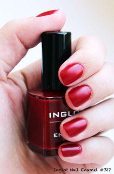 Inglot Nail Enamel #727