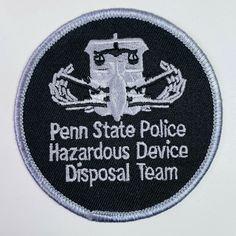 Police Lives Matter, Police Life, Patches For Sale, Police Patches, State Police, Sheriff, Free Items, Pennsylvania, Ebay