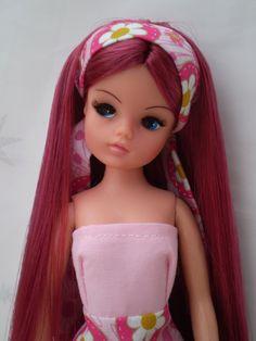 Sindy dolls - redone