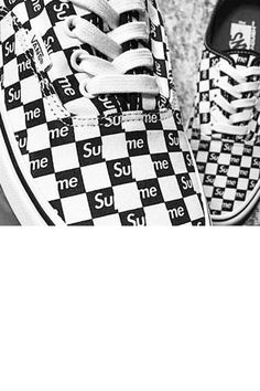 Although not officially announced quite yet, this leaked teaser shows Vans and Supreme coming together to reinterpret a classic look that has come back hard. Keep your eyes open and fingers crossed that this isn't just a cruel joke. $TBA, supremenewyork.com