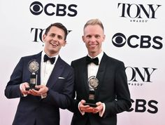 'Dear Evan Hansen' & 'La La Land' Award-Winning Songwriters Benj Pasek & Justin Paul On Setting 'The Flash' To Song – In Tune Podcast