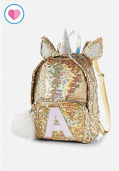 online shopping for Justice Flip Sequin Mini Backpack Silver Gold Unicorn from top store. See new offer for Justice Flip Sequin Mini Backpack Silver Gold Unicorn Mini Backpack Purse, Sequin Backpack, Cute Mini Backpacks, Girl Backpacks, Fashion Bags, Fashion Backpack, Justice Bags, Justice Store, Mochila Adidas