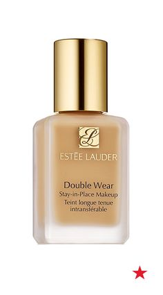What more could you ask for at your wedding than flawless skin all day? Estee Lauder Double Wear makeup promises 15 hours of fresh, humidity-proof and smudge-free color.