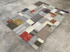 Turkish kilim rug, 5'9x7'9ft,Patchwork Rug, Anatolian kilim rug,  Handmade kilim, Turkish Area Rug, 180x243cm by EclecticRug on Etsy
