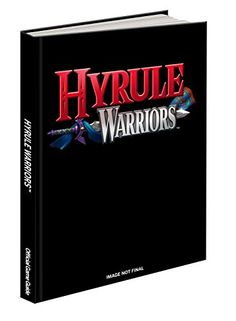 TOPSELLER! Hyrule Warriors: Prima Official Game... $28.06