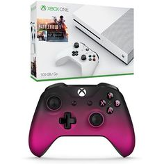Xbox One S 500GB Console  Battlefield 1  Extra Controller Bundle ** Click image to review more details.Note:It is affiliate link to Amazon.