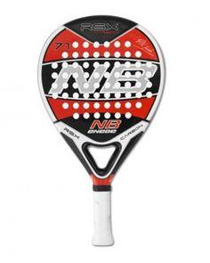 Pala de pádel NB Enebe RSX Carbon 7.1 Como todas las palas de ENEBE, es una pala desarrollada bajo estrictos controles de calidad y juego. Pala espectacular en potencia. Una joya para los amantes del juego ofensivo.