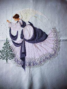 Cross Stitch, Artemisia & Lavender: Vecchi lavori