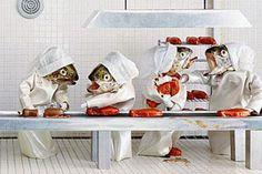 Bizarre fish head art turns your heads - Lifestyle News - SINA English