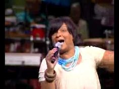 Lisa Page Brooks - I Want to Say Thank You ~Performs at New Birth Missionary Baptist Church.