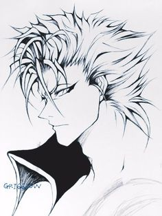 Grimmjow by Gri66jow on DeviantArt