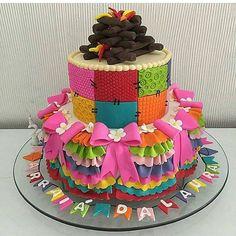 Decoração de Festa Junina: Mais de 50 ideias – Inspire sua Festa ®  http://inspiresuafesta.com/decoracao-de-festa-junina-mais-de-50-ideias/