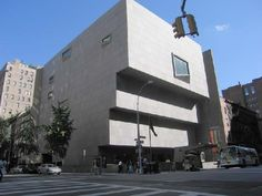 brutalism whitney - Google Search