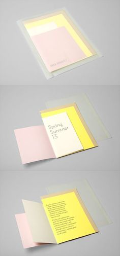 Sita Murt - good invite inspiration: