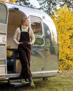 #Airstream #TradeWind 1970 #glamping by #tomsvintagetrailers #Fotoshooting in Goslar Germany in Autumn. Foto by #switchstudio for #haflinger. Airstream, Glamping, Vintage Trailers, Toms, Germany, Autumn, Studio, Style, Photo Shoot