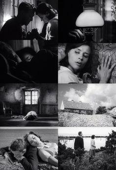 Through a Glass Darkly (Sasom I En Spegel), 1961, Ingmar Bergman. Gunnar Bjornstrand, Harriet Andersson, Max von Sydow, Lars Passgard
