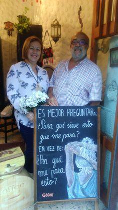 Con Mari Carmen y Pablo Luis