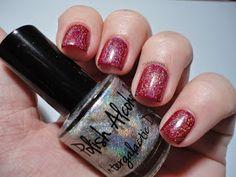 Dutchie Nails: Polish Alcoholic Intergalactic Dust