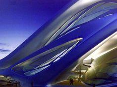Mi Moleskine Arquitectónico: ZAHA HADID: PERFORMING ARTS CENTER, ABU DHABI