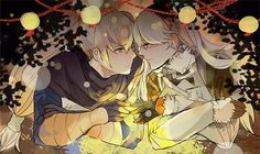 Fire Emblem: Fates - Corrin and Takumi