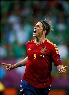 La furia roja. #Euro2012