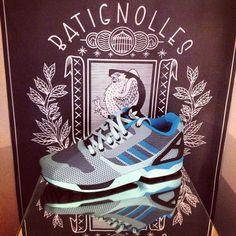 LA basket #running @adidas de la #boostbatignolles