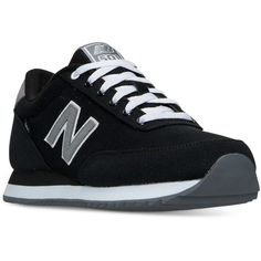 New Balance Men's 501 Casual Sneakers from Finish Line ($70) ❤ liked on Polyvore featuring men's fashion, men's shoes, men's sneakers, mens sneakers, mens retro sneakers, mens shoes, new balance mens sneakers and mens retro shoes