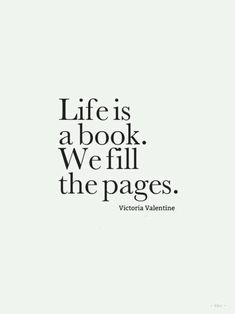 the pages...