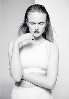 Djellza F & Kim H: Volant Magazine Fotogen Model Magazine, Magazine Editorial, People, Models, Templates, People Illustration, Folk, Fashion Models