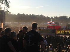 Sweden rock.