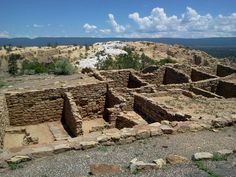 Hiking At El Morro National Monument, New Mexico - by Traildirt.com