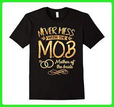 Mens Mother Of The Bride Shirt Wedding Party MOB Mom T-Shirt 2XL Black - Wedding shirts (*Amazon Partner-Link)