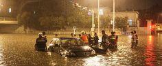 Çin'i fırtına ve yağış vurdu: 26 ölü - TRT Türk Haberler
