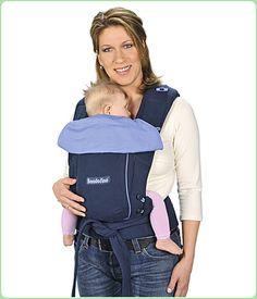 Bondolino marine Hoppediz | Hoppediz Bondolino | Tragehilfe | Tragen | ZWERGE.de - Natur fürs Baby und Kind