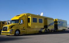 Jegs Racing Big Rigs Kitchen Rig Front View