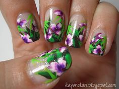 Neues vom Kellerkind:  #nail #nails #nailart