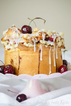 Pull apart cake mit KiBa Gelee (vegan)