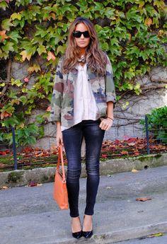 Vintage  Jackets, Lacambra  Bags and Zara  Pants