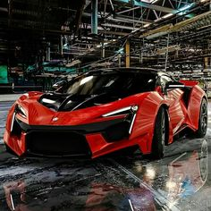 """A very particular paint job on the Fenyr SuperSport … Thoughts? - Cars and motor Lamborghini Aventador, Lamborghini Diablo, Pagani Zonda, Ferrari 488, Exotic Sports Cars, Exotic Cars, Best Cv, Lykan Hypersport, Top Luxury Cars"